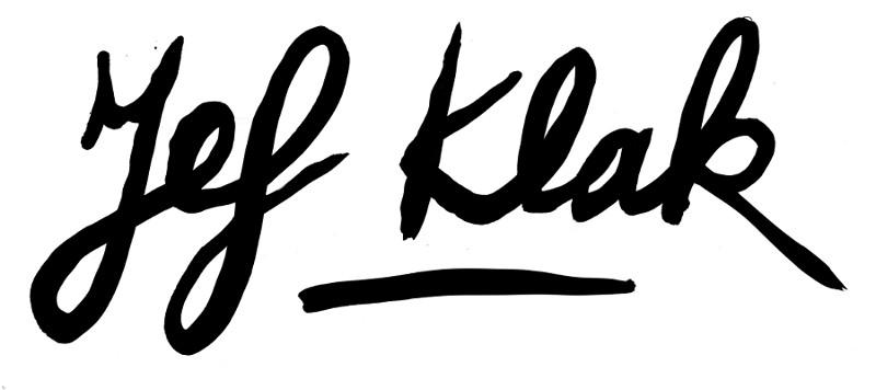 jef klak - Critique sociale & expériences littéraires